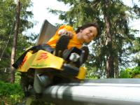 Speed-Gleit-Bahn