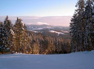 Ausblick von der Bergstation
